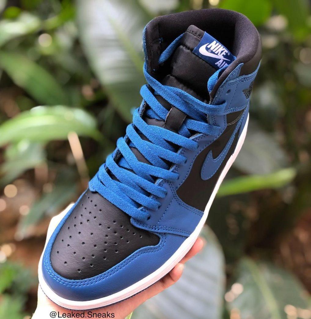Air Jordan 1 High Dark Marina