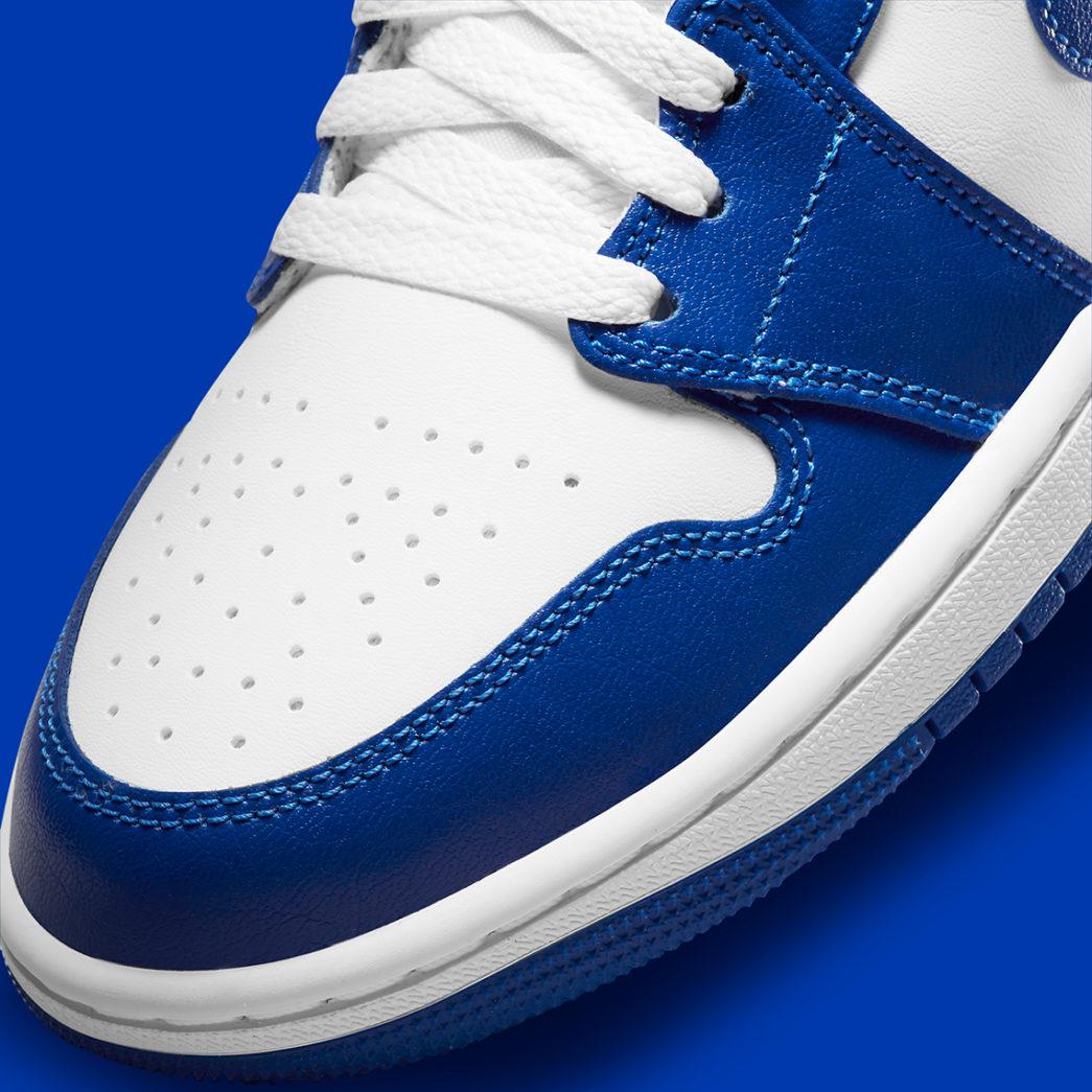 Air Jordan 1 Mid 'Kentucky Blue'
