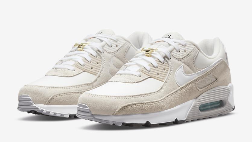 Bestverkochte sneakers Nike Air max 90 First Use 'Cream'