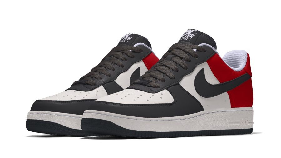 Nike 'Black Toe'