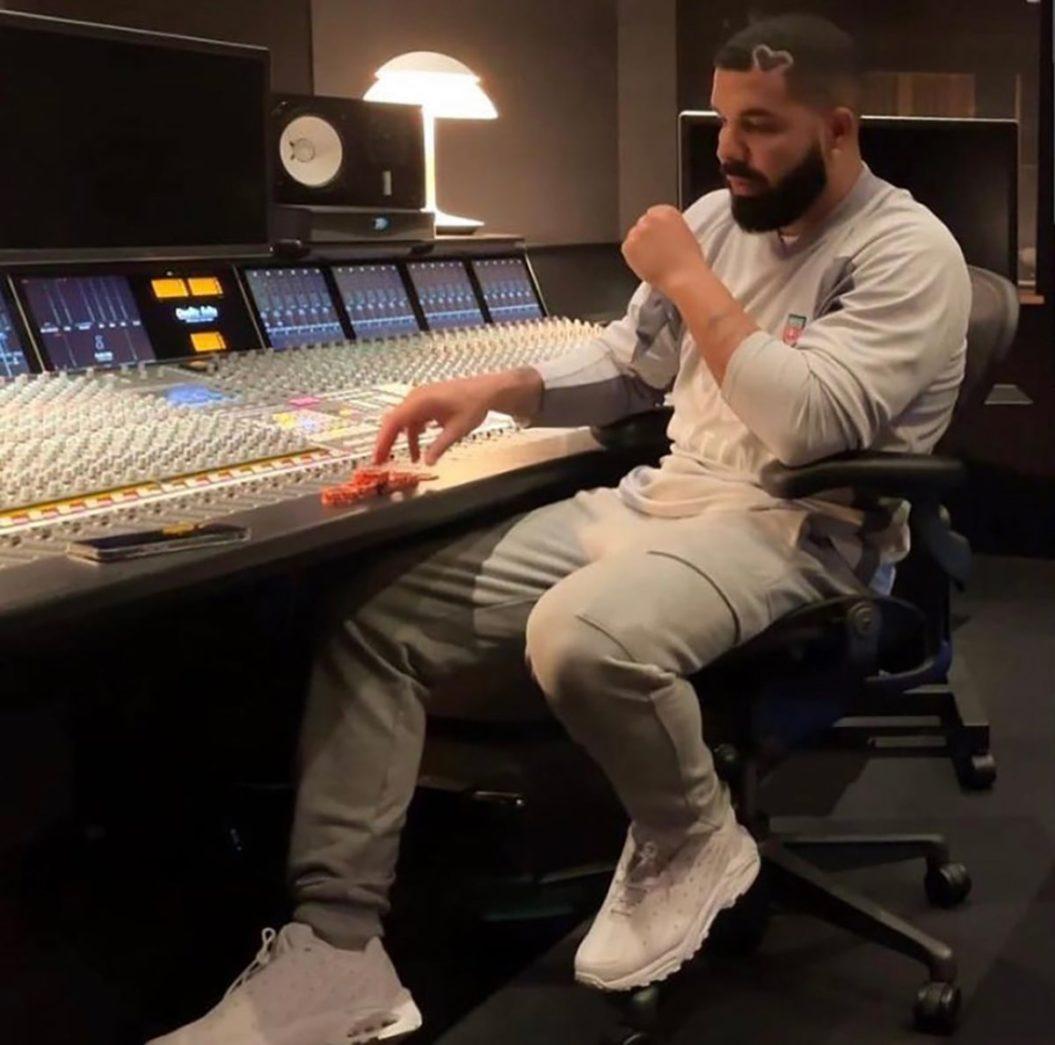 Drake x Nike Hot Step Air Terra NOCTA