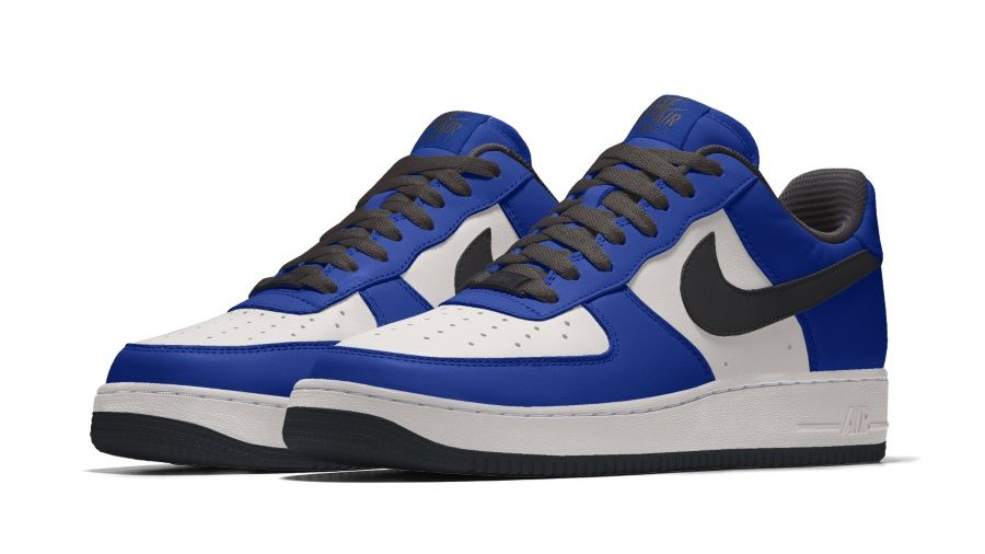 Nike Air Force 1 By You 'Game Royal'