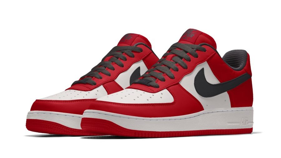Nike Air Force 1 By You 'Chicago'