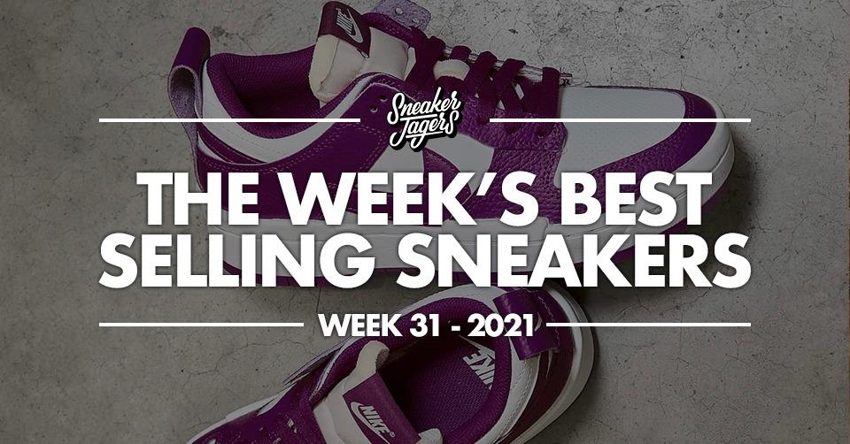 Bestsellers week 31
