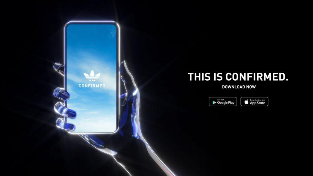 adidas CONFIRMED app