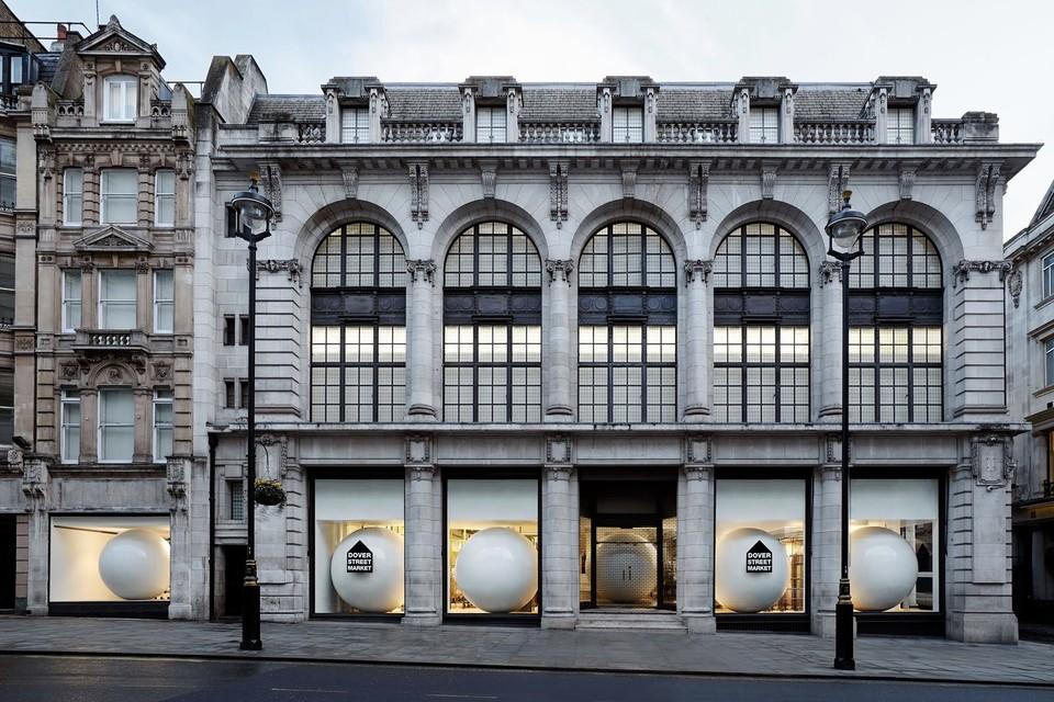 Sneakerwinkels Londen DSM