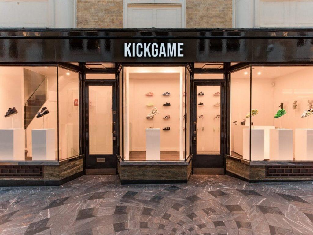 Kick Game