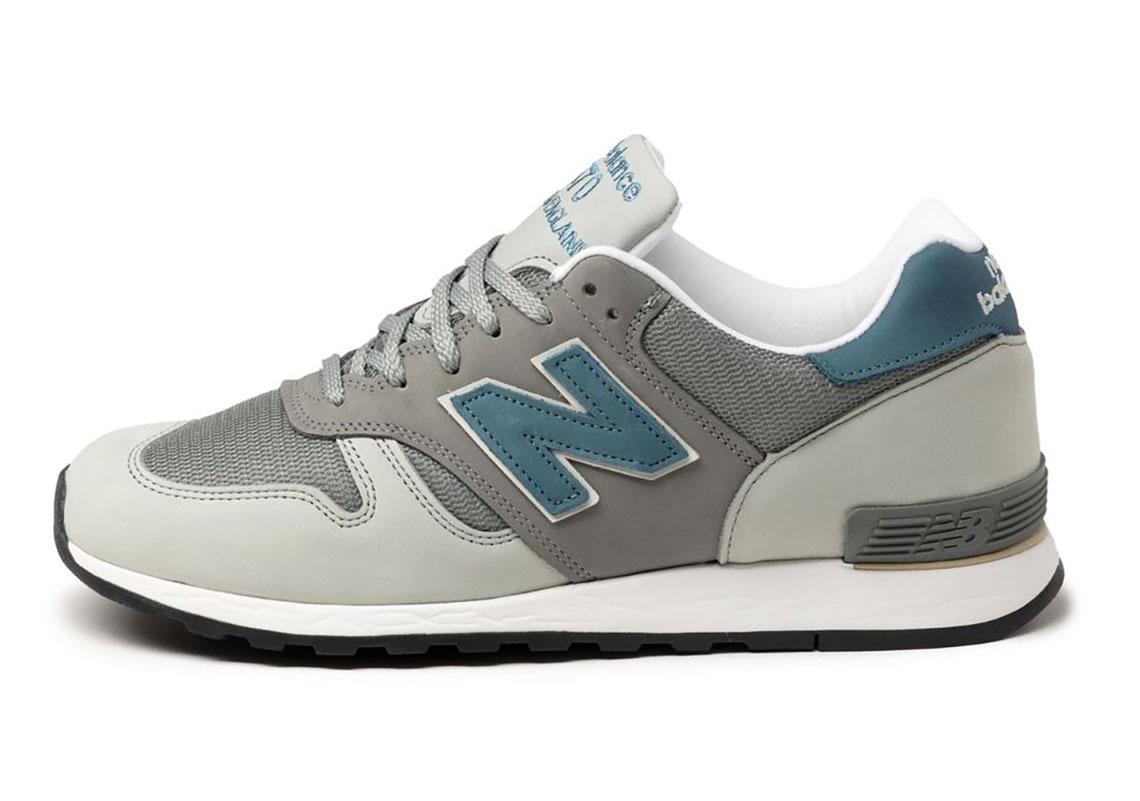 New Balance 670 'Grey'