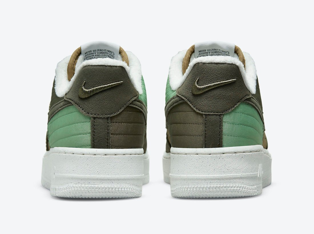 Nike Air Force 1 'Toasty'