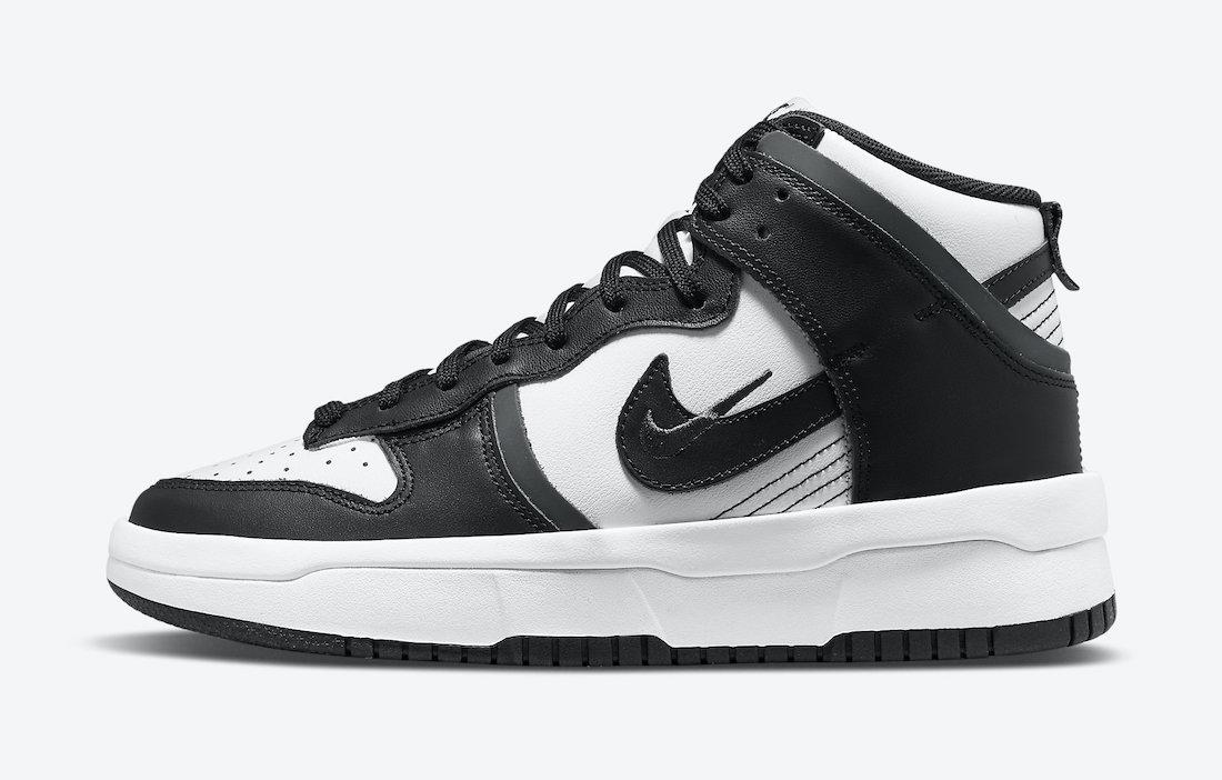 Nike Dunk High Rebel