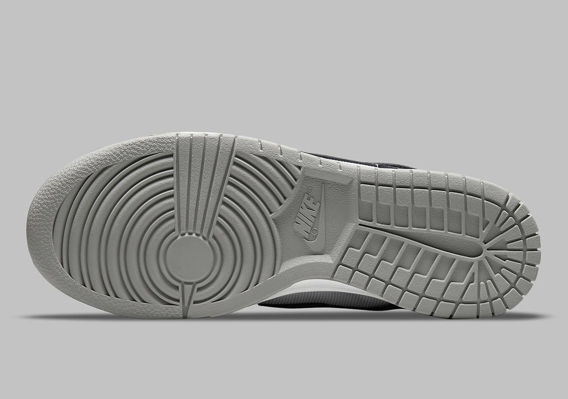 Nike Dunk Low 'Silver'