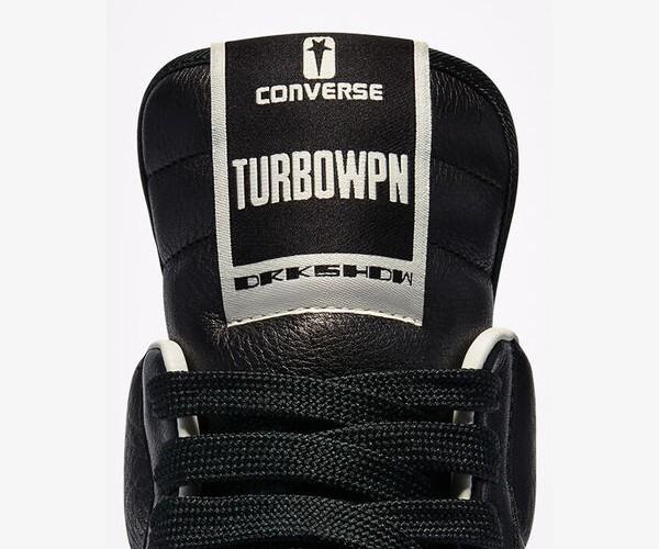 Rick Owens Converse