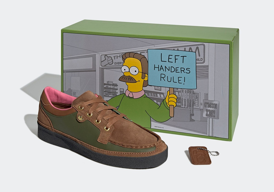 The Simpsons x adidas 'Ned Flanders'