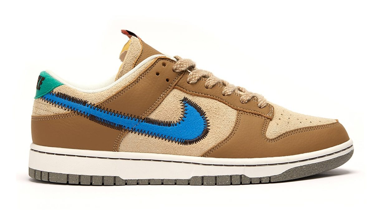 size? x Nike Dunk Low