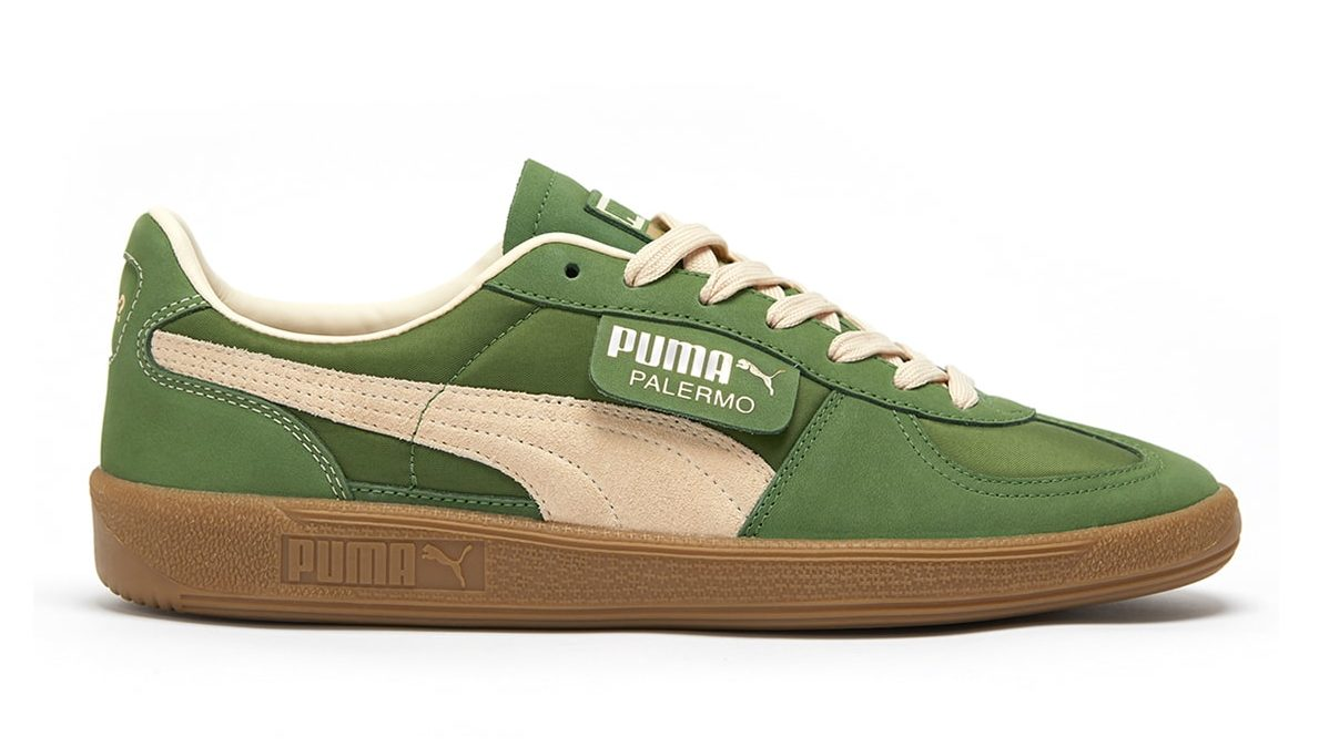 size? x Puma Palermo