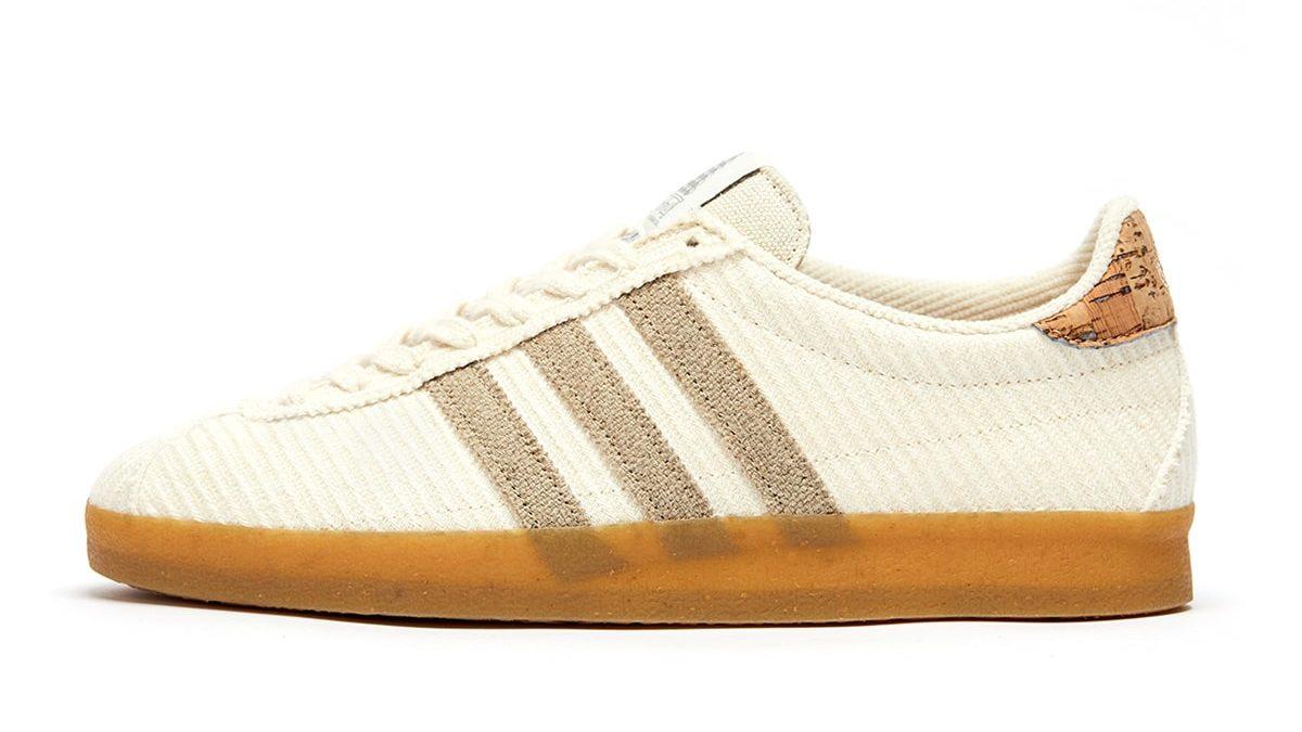 size? x adidas Blanc