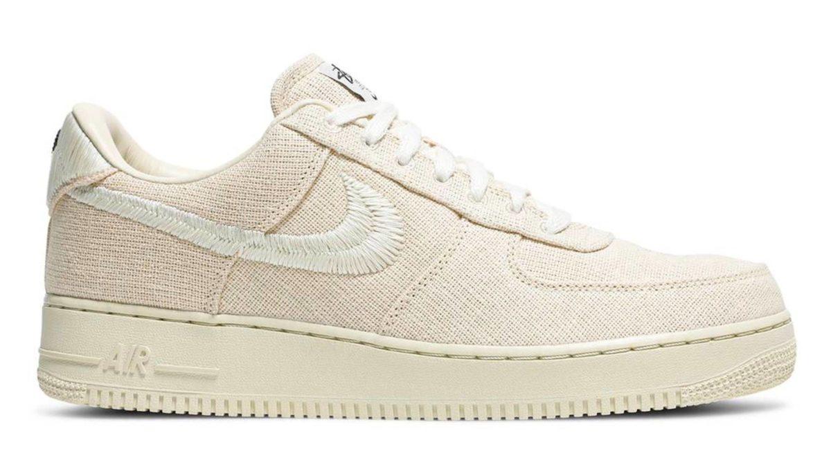 Nike Air Force 1 Low x Stüssy