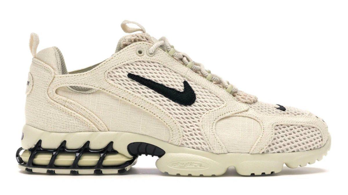 Nike Air Zoom Spiridon Cage 2 x Stüssy