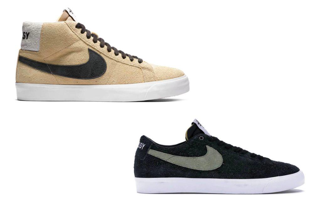 Nike Blazer Low Mid
