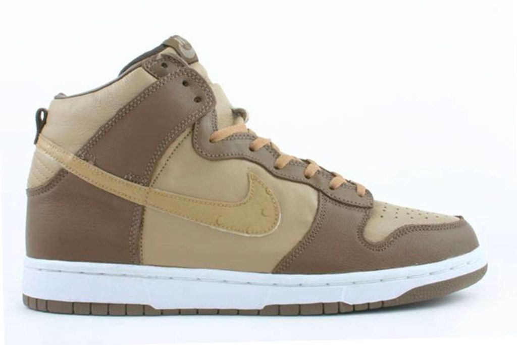 Nike Dunk High x Stüssy