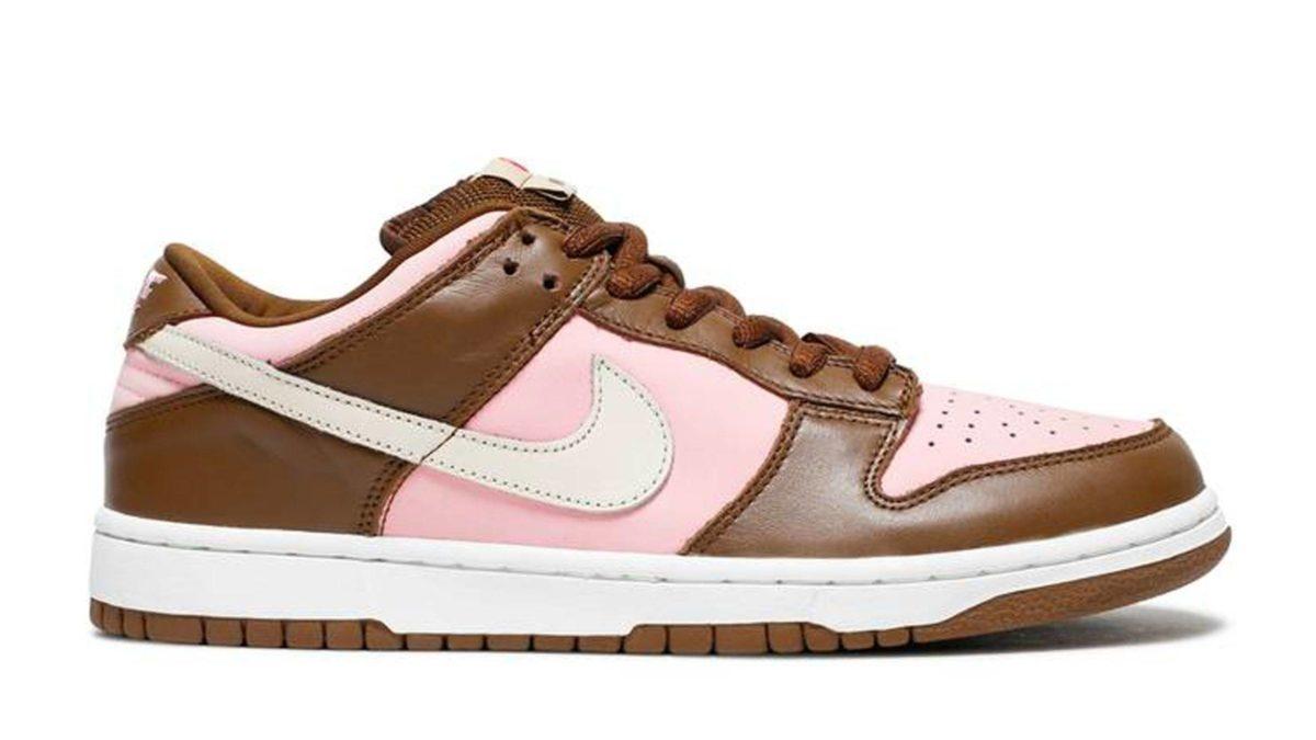 Nike SB Dunk x Stüssy 'Cherry'