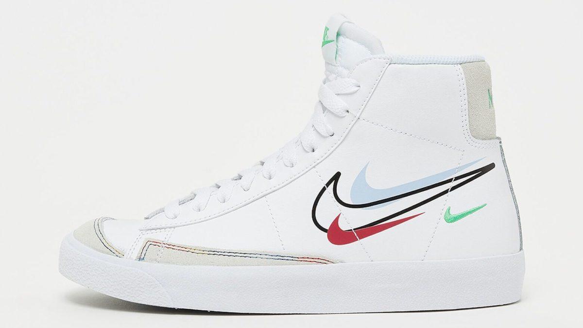 kids sneakers Nike Blazer Mid '77