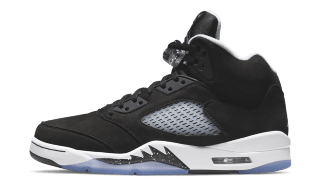Hottest Sneaker Releases Air Jordan 5 Retro 'Moonlight'