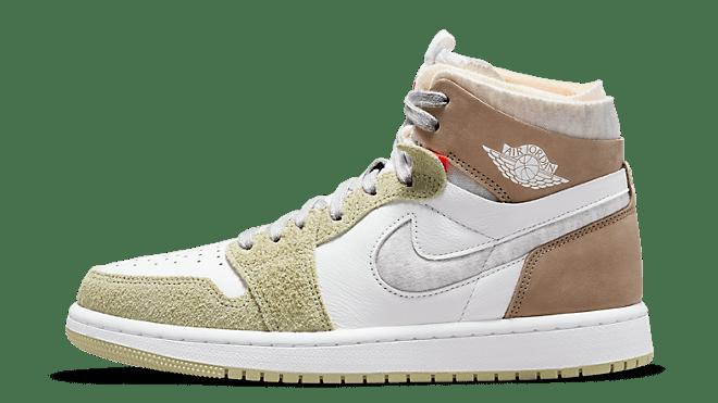 Hottest Sneaker Releases Air Jordan 1 High Zoom CMFT 'Olive Aura'