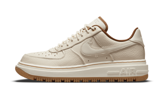 Nike Air Force 1 Low Luxe 'Pearl White' | DB4109-200