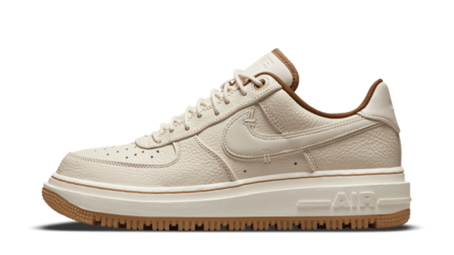 Nike Air Force 1 Low Luxe 'Pearl White'
