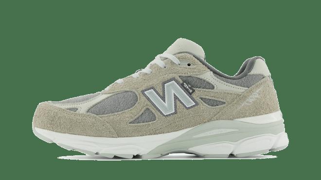 Hottest Sneaker Releases Levi's x New Balance 990 'Grey Denim'