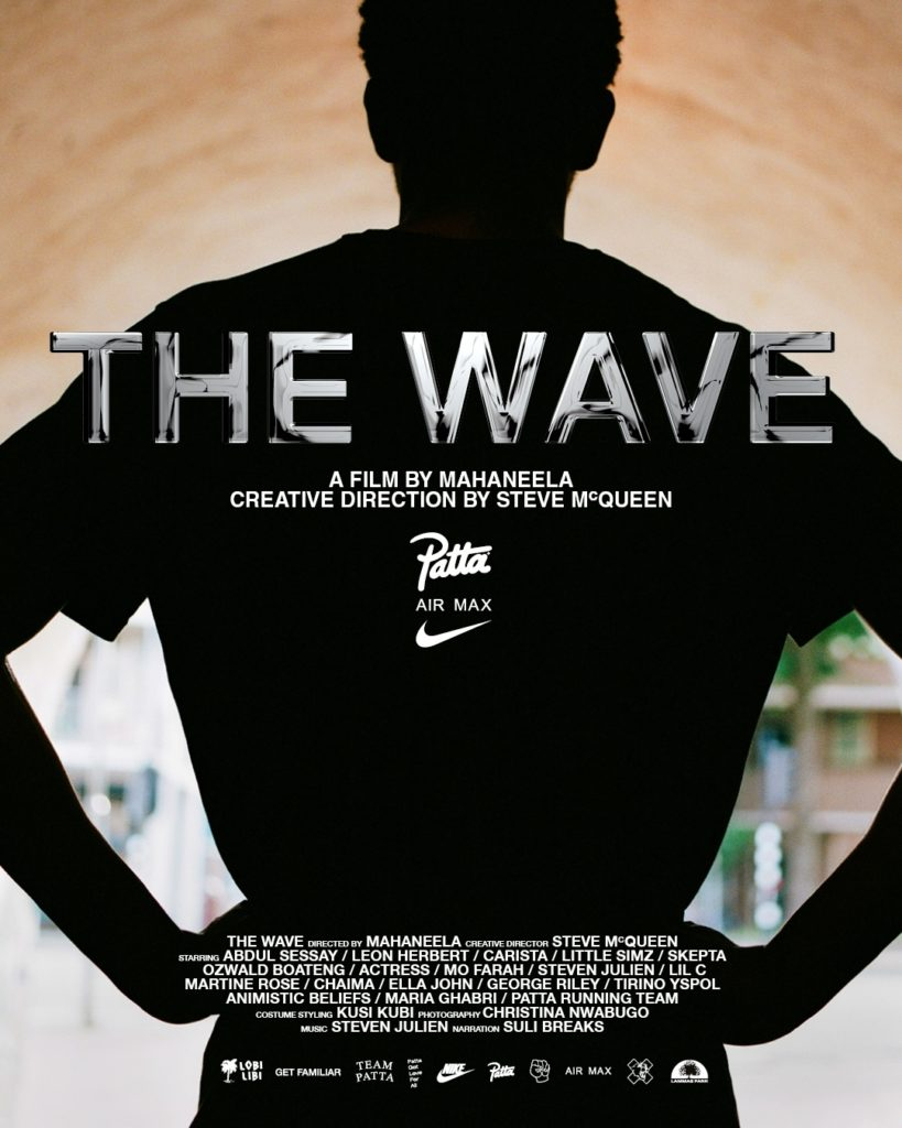 'The Wave'