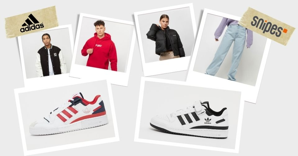 Adidas Forum Low Snipes