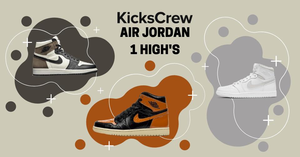 Air Jordan 1 High Kickscrew