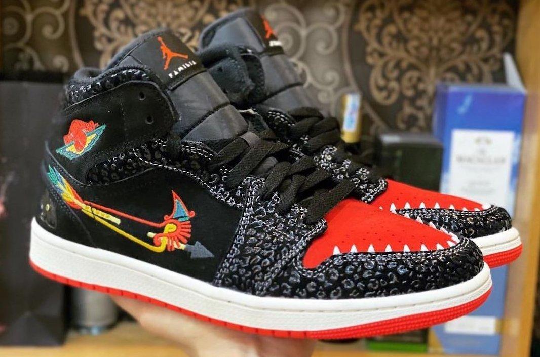 Air Jordan 1 Mid 'Siempre Familia'