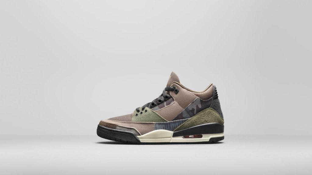 Air Jordan 3 Camo