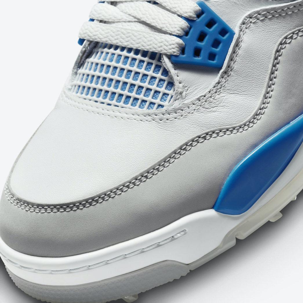 Air Jordan 4 Golf 'Military Blue'