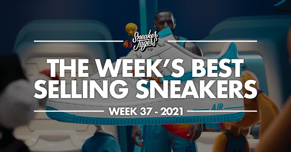 bestsellers week 37