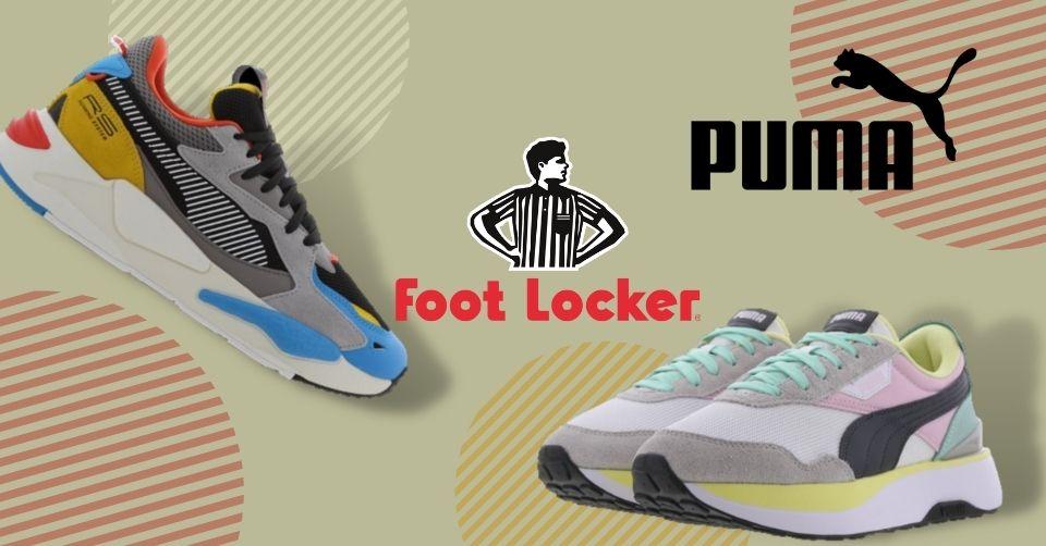 De top picks van PUMA bij Footlocker