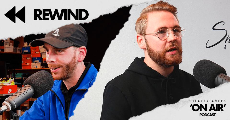 Podcast Rewind – Jasper Lijfering & Rolph van Heyster