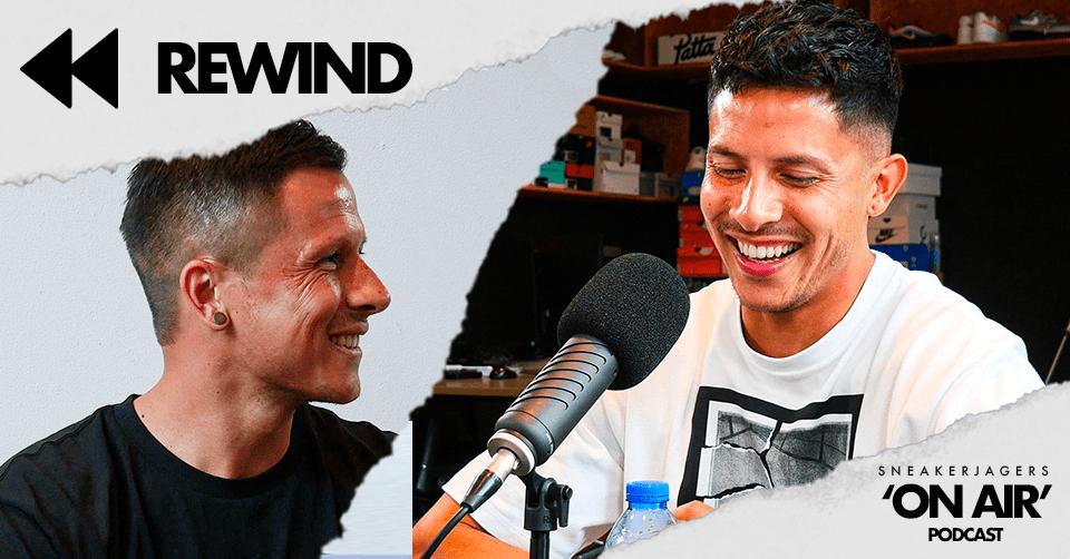 Podcast Rewind – Joey Michael & Davy James