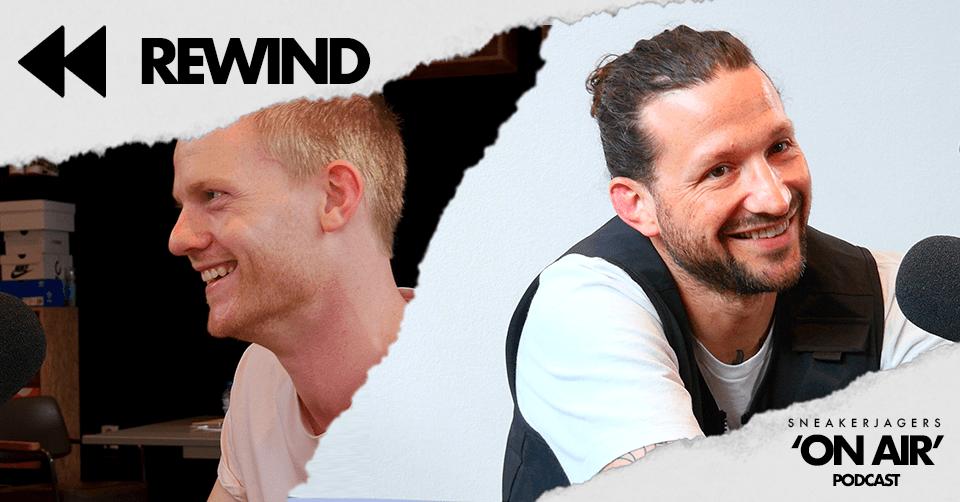 Podcast Rewind – Kraantje Pappie & Frank van Outsole
