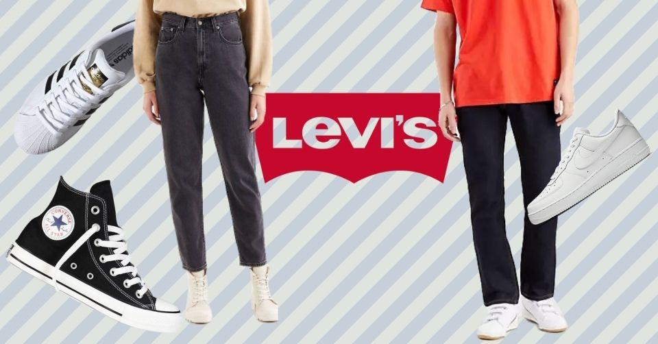 Style je Levi's met deze sneakers
