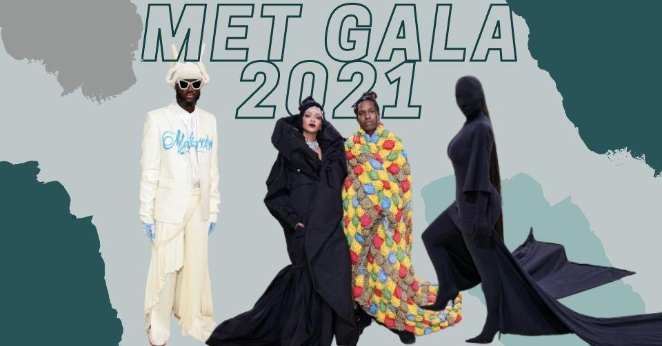 De opvallendste outfits Met Gala 2021