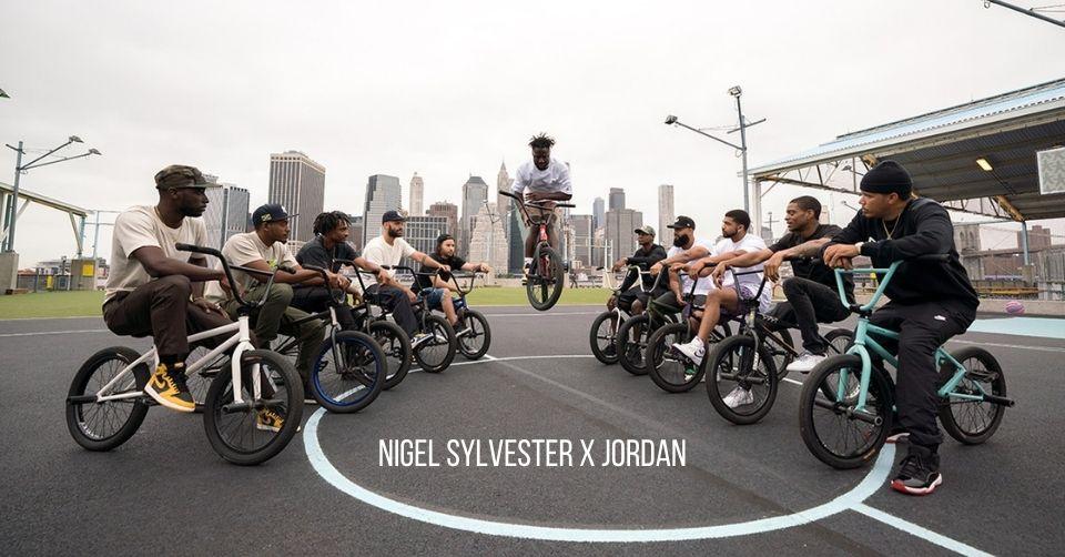 NIGEL SYLVESTER X JORDAN