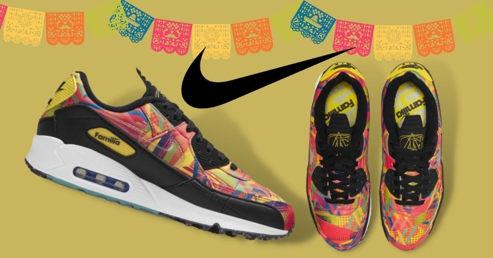 Nike Air Max 90 'Familia' release voor 'Hispanic Heritage Month'