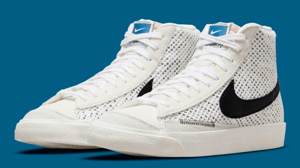 Nike Blazer Mid '77 Alter & Reveal