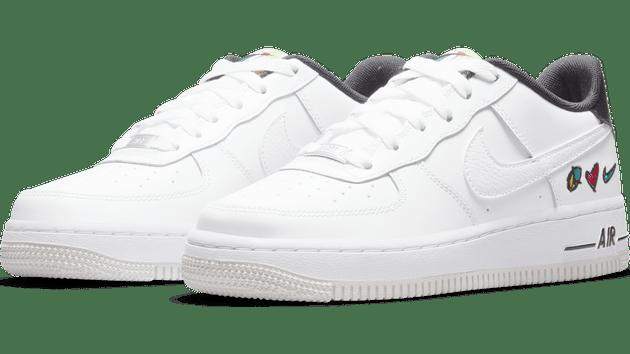 Nike Peace Love Swoosh Air Force 1