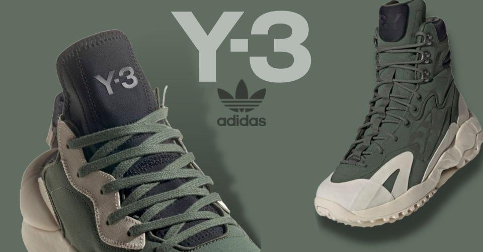De nieuwe collectie adidas Y-3 staat  online