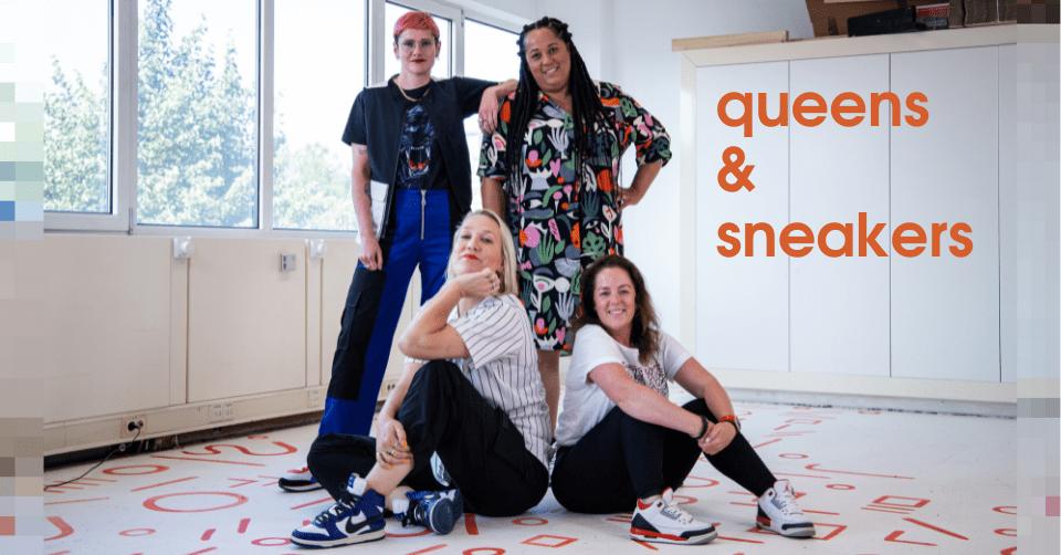 Queens & Sneakers Show Ep 10